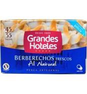 Berberechos Grandes Hoteles - Rias Gallegas