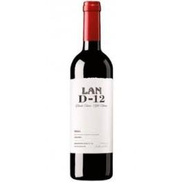 LAN D-12 Crianza Rioja