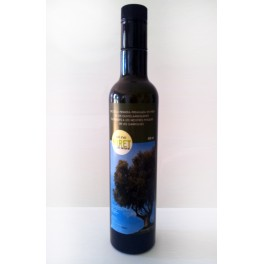 Aceite Virgen Extra Arbequina Botella 500 ml.