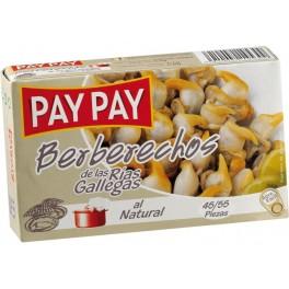 Berberechos Pay-Pay Ria Gallega 45