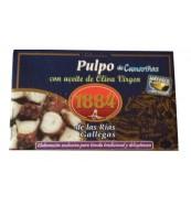 Pulpo en Aceite Oliva 1884