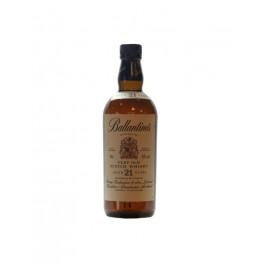 Whisky Ballantines 21 Años Reserva