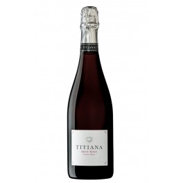 Cava Titiana Brut Rose Pinot Noir