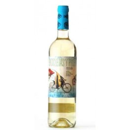 Bicicletas y Peces Rueda Verdejo White Wine - Spain