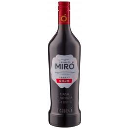 Vermouth Miro Tinto