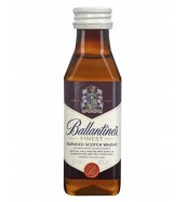 Ballantines Whisky 5 cl - Miniatura