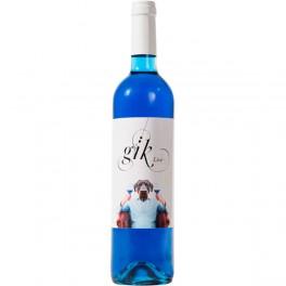 Gik Live Blue Wine