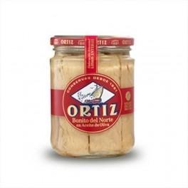 Bonito en Aceite de Oliva Ortiz Cristal 400