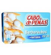 Cabo de Peñas berberechos 25/35
