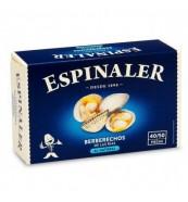 Berberechos Espinaler lata 40/50