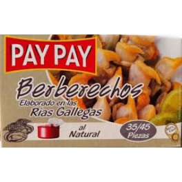 Berberechos Pay-Pay Ria Gallega 35/45