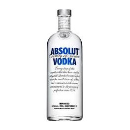 Vodka Absolut 1Litro (Sweden)