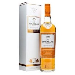 Macallan Amber Whisky - Scotland