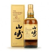 Whisky Yamazaky 12 Years - Japan