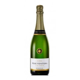 Cava Pere Ventura Brut Reserva Sparking Wine - Spain