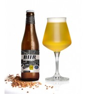 Cerveza BIIR Barcelona Craft Beer WHITE IPA