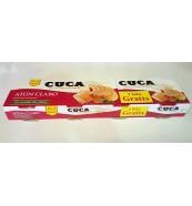 Atún Claro Pack 4 latas en Aceite Oliva Cuca
