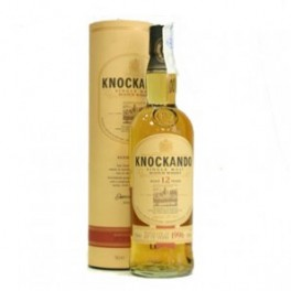 Knockando Single Malt Whisky Reserva 12 Años