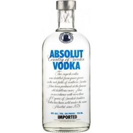 Vodka Absolut 0,70 L.