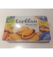 Mejillones Escabeche Cap Blau 13/18 - Spain