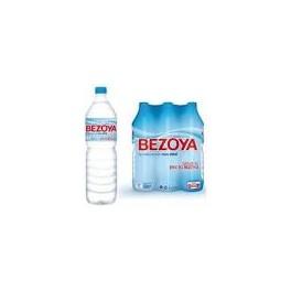 Bezoya Agua Mineral 1,5 litros x6