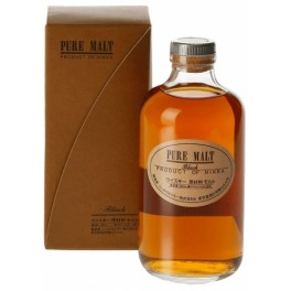 Whisky Nikka Pure Malt Black Japonés