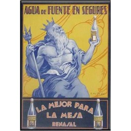 AIGUA DE BENASSAL (CASTELLON)  - Descorchalo.com
