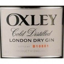 OXLEY SPIRITS CO (UNITED KINGDOM) - Descorchalo.com