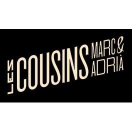 LES COUSINS MARC & ADRIÀ (PRIORAT) Spain - Descorchalo.com