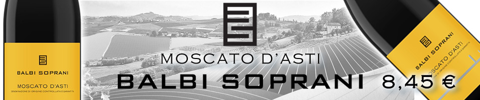 Moscato d'asti Balbi - descorchalo.com tienda online dedicada a la venta de vinos, cavas, champagne, ginebras, tonicas premium, destilados, vinoterapia, aceites gourmet , cervezas de importacion
